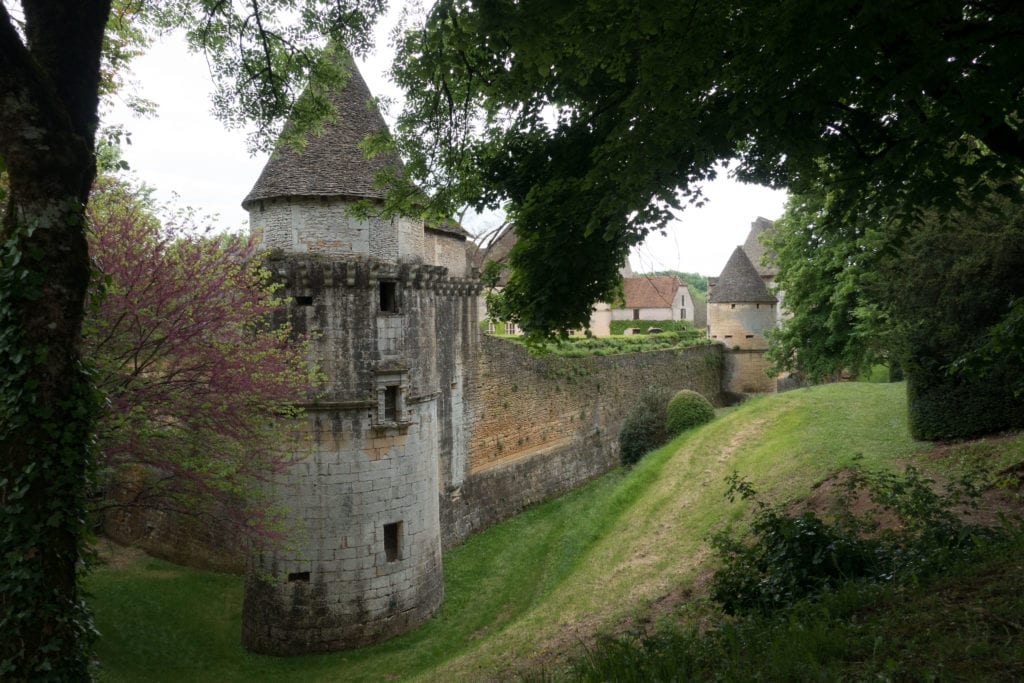 Chateau de Losse copy