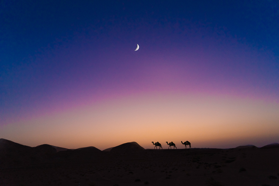 The Empty Quarter, Oman