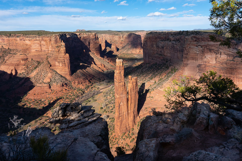 Canyon de Chelly, New Mexico © Charles & Mary Love