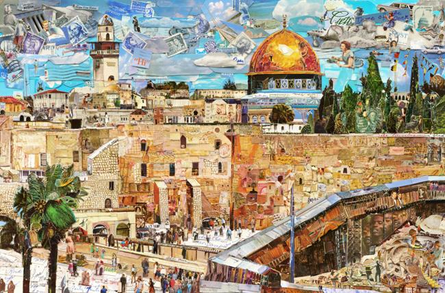 JerusalemVik Muniz