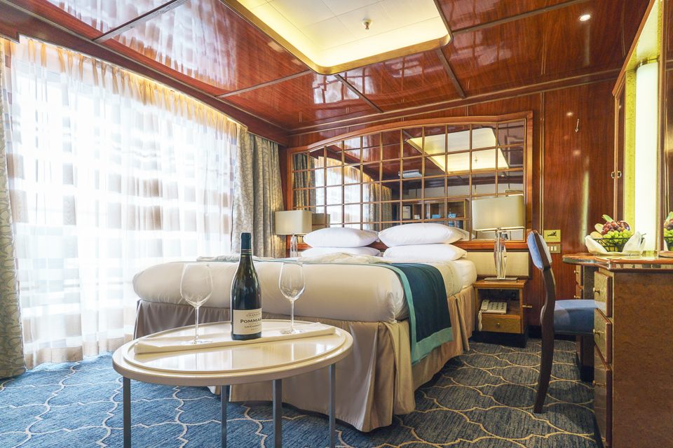 DeluxeSuite on the Sea Spirit
