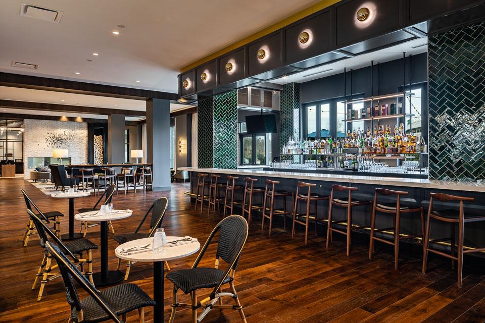 Salt & Marrow Bar, Crowne Plaza Hotel, North Augusta. Courtesy Crowne Plaza