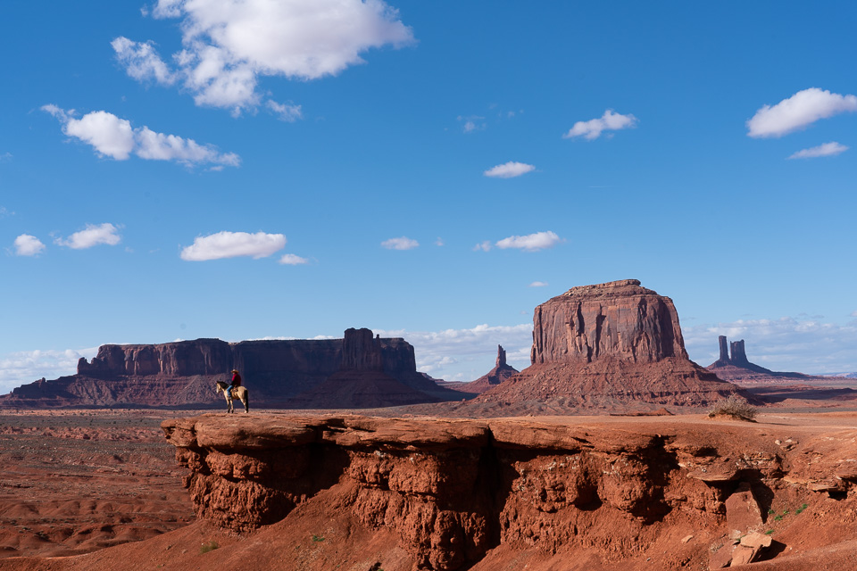 Ford's Point, Monument Valley, Arizona © Charles & Mary Love
