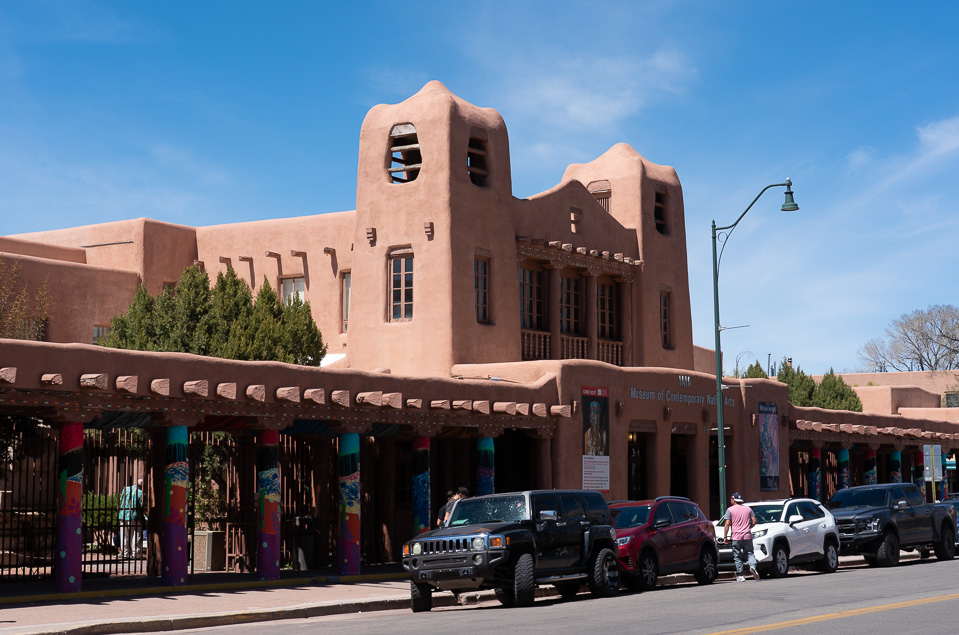 Museum of Native Arts, Santa Fe, New Mexico © Charles & Mary Love