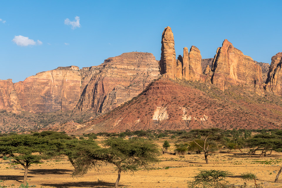 The Gheralta Escarpment. © Charles & Mary Love