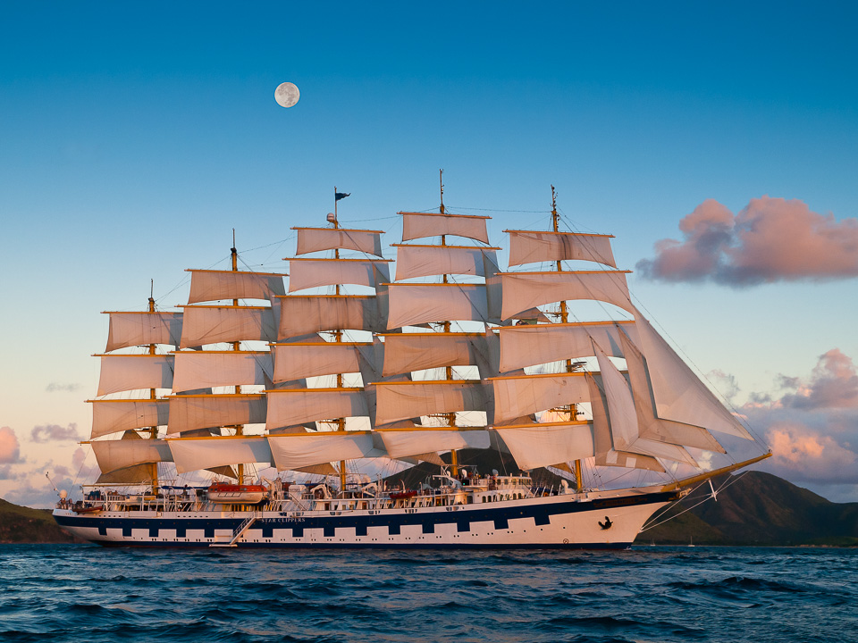 The Royal Clipper © Charles & Mary Love